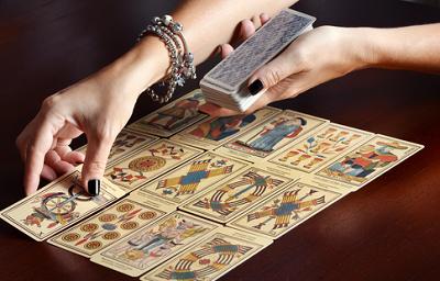 lettura delle carte